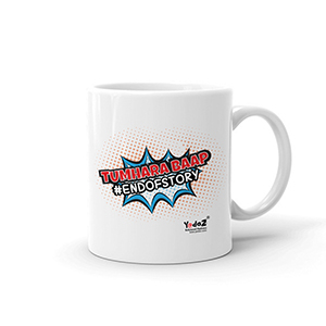 Tumhara Baap - Coffee Mugs