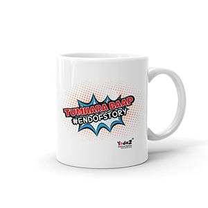 Tumhara Baap - Coffee Mugs