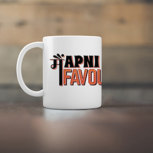 Main Apni Favourite Hoon - Coffee Mugs
