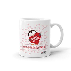 Dil Toh Bachcha Hai Ji - Coffee Mugs