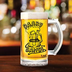 Daru Bandi - Beer Mugs