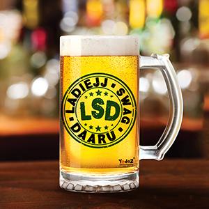 LSD - Beer Mugs