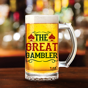 The Great Gambler - Beer Mugs