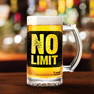 No Limit - Beer Mugs