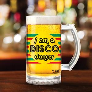I Am A Disco Dancer - Beer Mugs