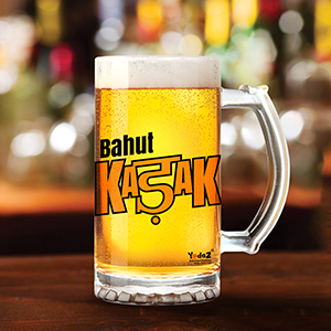 Bahut Kadak  - Beer Mugs